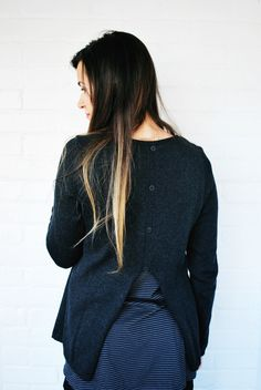 Eco-Fashion Marketplace Making Positive Impacts — Sustainably Chic Organic Cotton, Bell Sleeve Top, Turtle Neck, Fashion Outfits, Pullover, Things To Sell, Chic, Revolution, Sweaters