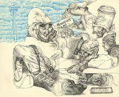 Tommy Kane's Art Blog
