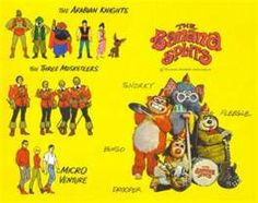 banana splits tv show