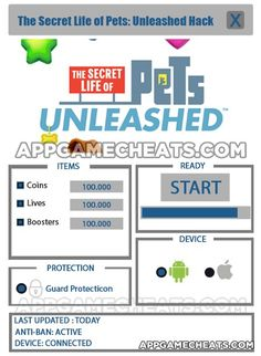 The Secret Life of Pets: Unleashed Tips, Hack, & Cheats for Coins, Lives, & Boosters  #Popular #Puzzle #TheSecretLifeofPets #Unleashed http://appgamecheats.com/the-secret-life-of-pets-unleashed-tips-hack-cheats/