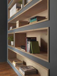 Brilliant Built In Shelves Ideas for Living Room 67