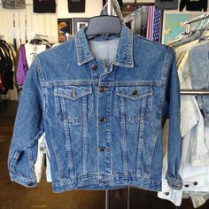 Vintage Outfits, Denim, Jackets, Clothes, Fashion, Down Jackets, Outfits, Moda, Clothing