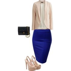 """""""Casual Work"""" by christine-rosario on Polyvore"""