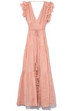 Liliana Dress in Blush
