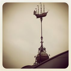 Weather Vane atop the Royal Observatory Greenwich, London, England Greenwich London, Weather Vanes, Coastal Decor, London England, Museums, The Great Outdoors, The Neighbourhood, Queens, New Homes