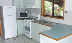 Cabins Cairns - Spa Villas Kitchen
