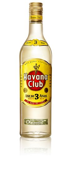 Havana Club Añejo 3 años AKA: Havana Club 3-Year  Looking for a cocktail mixing staple? As Havana Club state, this Cuban rum produces that authentic Mojito taste. This is also a good rum to mix with Coke/Cola.