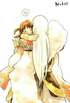 Rin & Sesshomaru | Inu-Yasha