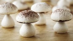 How to make the perfect Meringue Mushrooms by Anna Olson on Food Network UK.