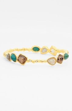 Alexis Bittar 'Elements' Hinged Station Bracelet available at #Nordstrom