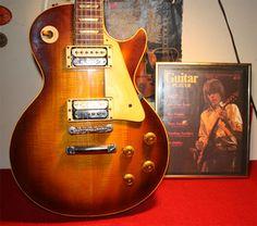 1959 Gibson Les Paul Standard (Jay Geils of J.Geils Band ) http://www.ebay.com/itm/1959-Gibson-Les-Paul-Standard-Jay-Geils-of-J-Geils-Band-/220989181434?pt=Guitar=item3373fb4dfa