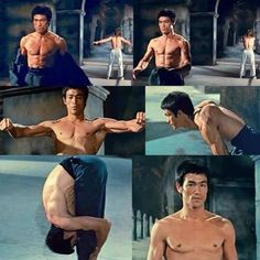 Some Bruce lee inspo Bruce Lee Art, Bruce Lee Martial Arts, Kung Fu, Way Of The Dragon, Enter The Dragon, Brandon Lee, Eminem, Bruce Lee Pictures, Bruce Lee Family