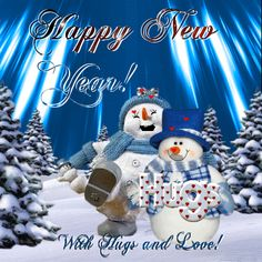 New Year/Happy New Year section. This ecard is perfect to wish anyone a Happy New Year with Hugs and Love. Permalink : http://www.123greetings.com/events/new_year/new_year_wishes/with_hugs_and_love_1.html