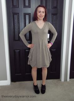 Stitch Fix Review February 2015: Keyona French Terry Dress 2 (scheduled via http://www.tailwindapp.com?utm_source=pinterest&utm_medium=twpin&utm_content=post905313&utm_campaign=scheduler_attribution)
