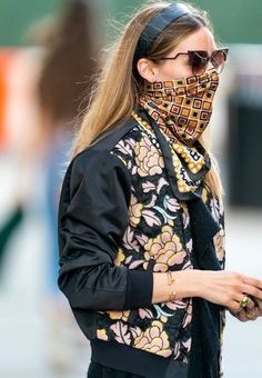 Olivia Palermo Style, Fashion Face Mask, Summer Looks, Style Icons, Fashion Forward, Winter Fashion, Stylists, Celebs, Street Style
