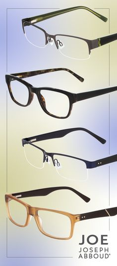 Inject Style into Your Eyewear Wardrobe with Joseph Abboud Specs ...