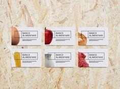 Banco Alimentare on Branding Served