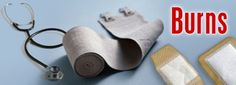 First AID For Burns and Scalds: Easy and effective Guide
