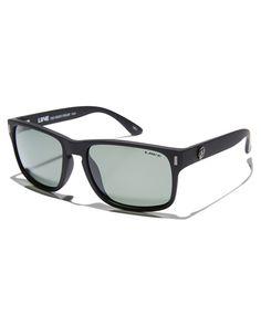 7005db9714 Liive Vision X Mad Hueys The Shoey Polarised Sunglasses Matt Black Mens  sunglasses Size