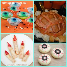 mad scientist party food and drink ideas