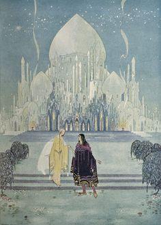 illustration by Virginia Frances Sterret