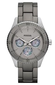 "Fossil ""Stella"" watch"