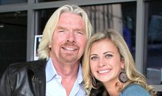 SEBASTIAN SHAKESPEARE: Will Holly Branson give birth in space?