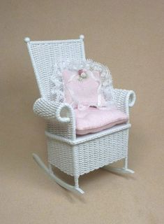 Nursery rocking chair, Uncle Ciggie's