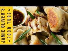 Perfect Potsticker Dumplings for Food Tube!
