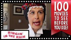 Review: Singin in the Rain  - 100 Movies 2 C Before U Die!