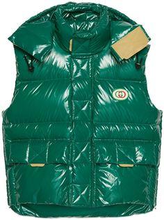 Down padded nylon vest Teen Boy Fashion, Vest, Boys, Baby Boys, Senior Boys, Sons, Guys, Teenage Boy Fashion, Baby Boy