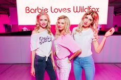 #wildfoxrussia #wildfoxuk #barbieloveswildfox #barbie #event #russia #moscow