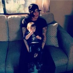 Kellin Quinn and Copeland