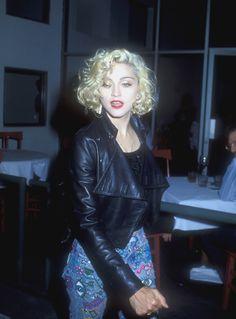 Madonna one eye concealed. eyes on pants. triangle shape in jacket. this proves she;s illuminati.