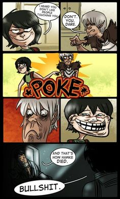 Dragon age II. Love Fenris tho.