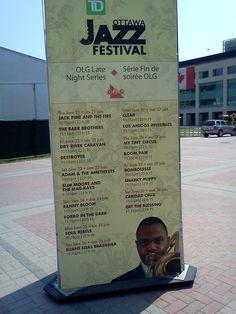 Ottawa Jazz Festival Late Night Jazz Series