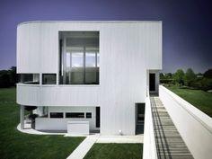 Saltzman House, East Hampton, New York 1967 - 1969 / Richard Meier