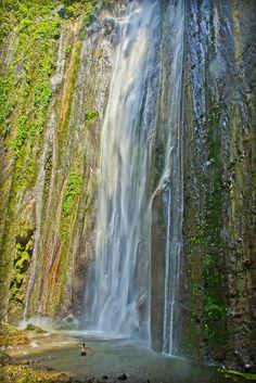 Catarata de la Igualdad en San Marcos Guatemala - foto por DASS Photography