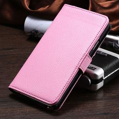 2014 High quality leather Photo Frame Flip Case For Samsung galaxy note 3 III N9000 Wallet ID Credit Card Slots Stand Holder FLM