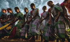 Tribal Dance Photo by Chintu Dutta -- National Geographic Your Shot