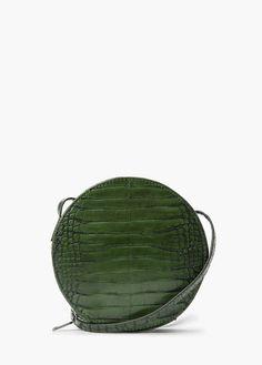 698f86b28b10 Sac finition crocodile   MANGO Sac Femme, Maroquinerie, Automne, Chaussure,  Sacs Mangue