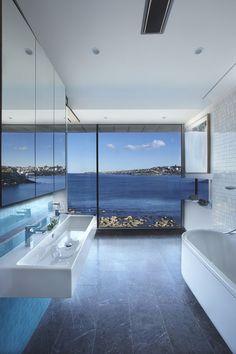 livingpursuit:  Clovelly House by Rolf Ockert Design