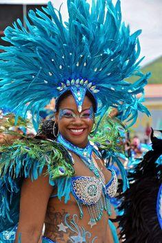 Carnival in Philipsburg, St. Maarten
