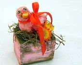 Pink Bird! from the Spring Sweet Spring collection
