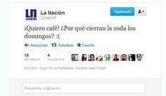 Hace uno días, en la fanpage del diario La Nación de Costa Rica se publicó un mensaje por error. El  Community Manager confundió su cuenta con la del medio de comunicación.