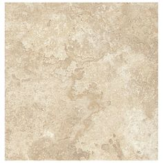 Style Selections Classico Travertine Taupe Glazed