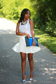 Summer Dress || street fashion