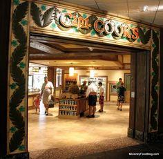 Review: Captain Cook's at Disney's Polynesian Resort | the disney food blog