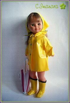 Las Nancys de Imanara Girl Doll Clothes, Girl Dolls, Baby Dolls, Nancy Doll, Spanish Girls, America Girl, Kokeshi Dolls, To My Daughter, Classic