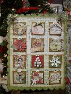Melissa Frances 12 Days of Christmas